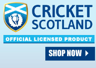 Official Cricket Scotland Merchandise