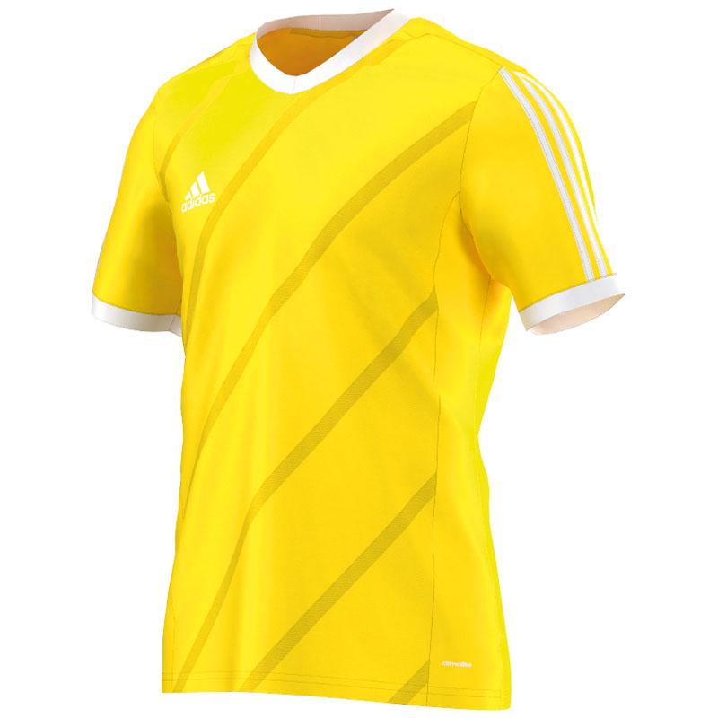 Adidas Tabela  Ss Jersey Yellowwhite