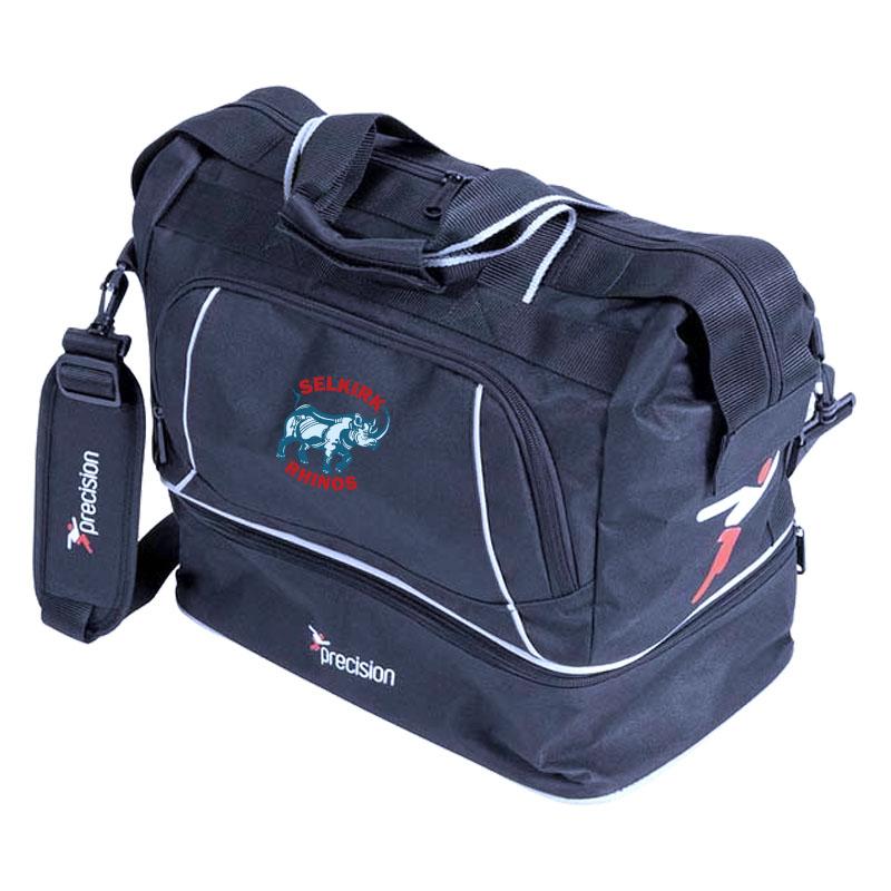 selkirk rhinos junior kit bag
