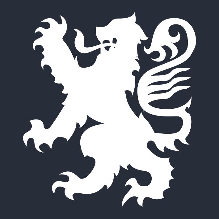 Glasgow Warriors Home Games 2019: Scottish Hockey Lion Logo T-Shirt Pack Of 3