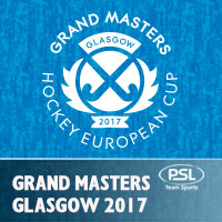 Scottish Hockey Grand Masters Glasgow 2017