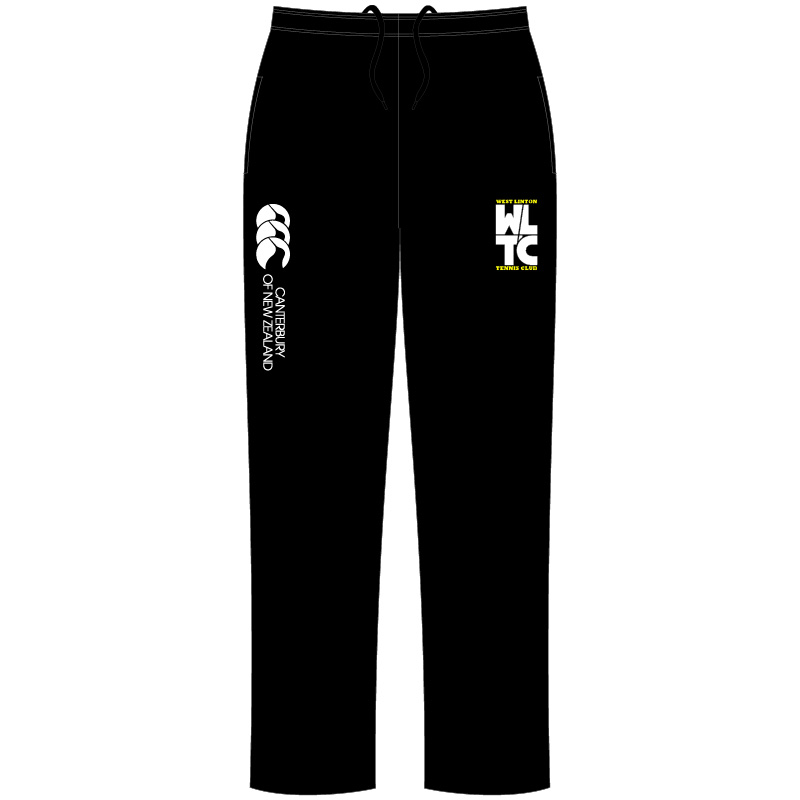 wltc open hem stadium pants black juniors. Black Bedroom Furniture Sets. Home Design Ideas