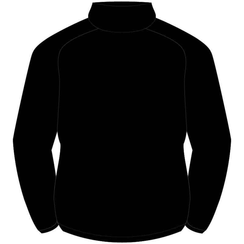 wltc team 1 4 zip micro fleece black juniors. Black Bedroom Furniture Sets. Home Design Ideas