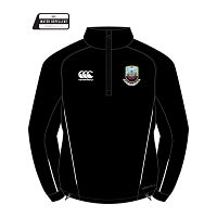 Arran High School Team 1/4 Zip Mid Layer Training Top