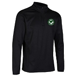 Balerno HS Midlayer Top Black Junior