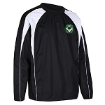 Balerno HS Training Top Black/White Junior