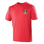 Waid Academy Cool T Fire Red Senior