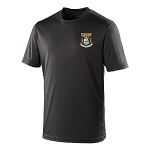Waid Academy Cool T Jet Black Junior
