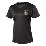 Waid Academy Cool T Jet Black Ladies