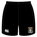 Waid Academy Team Short Black Youth