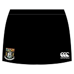Waid Academy Team Skort Black Youth
