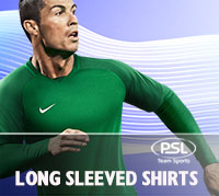 Nike Long Sleeved Jerseys