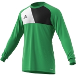 Adidas Assita 17 GK Jersey - Energy Green