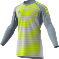 Adidas ADIPRO 18 GK Jersey - Light Gret/Grey One F17/Semi Solar Yellow