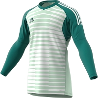 Adidas ADIPRO 18 GK Jersey - Tech Forest F16/Aero Green S18/Off White