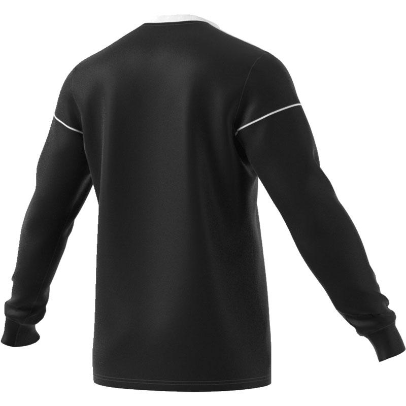 Cheap adidas estro striped long sleeve shirt adidas sl for Navy blue striped long sleeve shirt