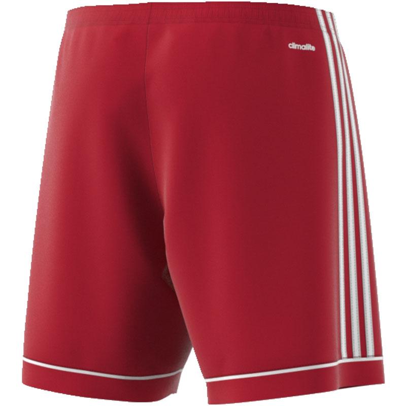 Adidas Squadra 17 Shorts - Power Red/White