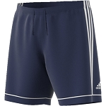 Adidas Squadra 17 Shorts - Dark Blue/White