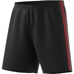 Adidas Tastigo 17 Shorts - Black/Collegiate Red