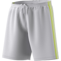 Adidas Condivo 18 Shorts - Grey One/Semi Solar Yellow