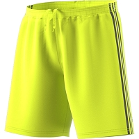 Adidas Condivo 18 Shorts - Solar Yellow/Black