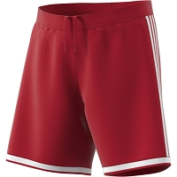 Adidas Regista 18 Shorts - Power Red/White