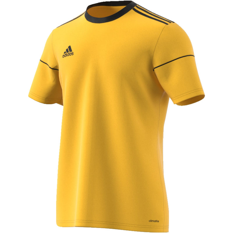 adidas squadra 17 ss jersey bold gold black. Black Bedroom Furniture Sets. Home Design Ideas