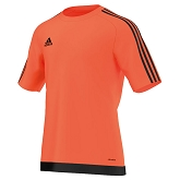 Adidas Estro 15 SS Jersey - Solar Orange/Black