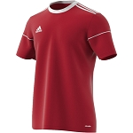 Adidas Squadra 17 SS Jersey - Power Red/White