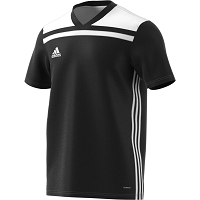 Adidas Regista 18 SS Jersey - Black/White