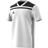 Adidas Regista 18 SS Jersey - White/Black