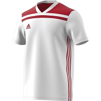Adidas Regista 18 SS Jersey - White/Power Red