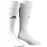 Adidas Santos Sock 18 - White/Black