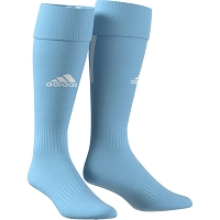 Adidas Santos Sock 18 - Clear Blue/White