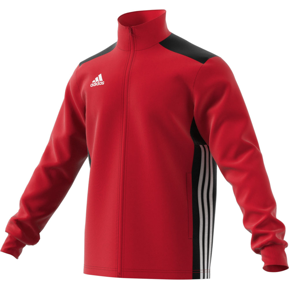 Adidas Regista 18 Polyester Jacket Power Red Black