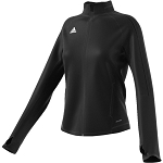Adidas Tiro 17 Women's Training Jacket - Black/White/White