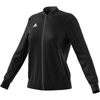 Adidas Condivo 18 Polyester Jacket Women - Black/White