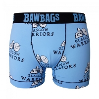 Bawbags Cool De Sacs - Glasgow Warriors Boxer Shorts