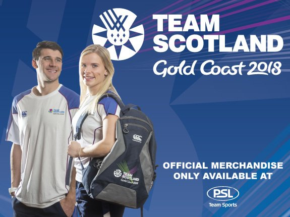 Team Scotland Merchandise Launches