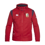 British & Irish Lions 2017 Thermoreg Fleece Full Zip Red Kids