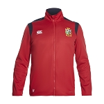 British & Irish Lions 2017 Presentation Jacket Red Mens