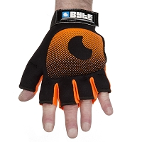 BYTE KNUCKLE GLOVES ORANGE