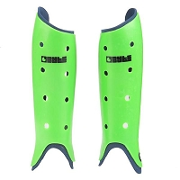 BYTE CLUB SHINGUARDS GREEN/NAVY