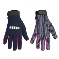BYTE SNUG FIT GLOVE NAVY/PURPLE