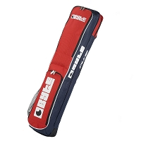 BYTE CLUB STICK BAG RED NAVY