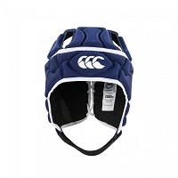 Canterbury Club Plus Headguard Navy/White