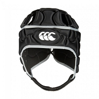 Canterbury Club Plus Headguard Kids Black/Silver