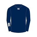 CCC Baselayer Cold LS Top Nvy