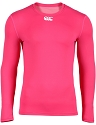 CCC Baselayer Cold LS Top Pnk