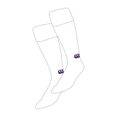 Aberdeen Bon Accord MBC Socks (White)